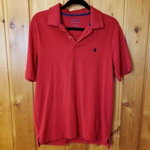 Izod Red Polo Shirt
